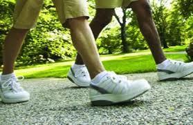 Yogic Walking - Spaß und Energie beim Laufen