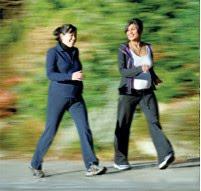 Yogic Walking